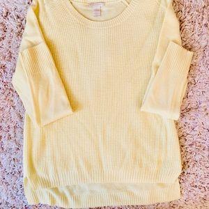 White + Warren 100% Cashmere Sweater
